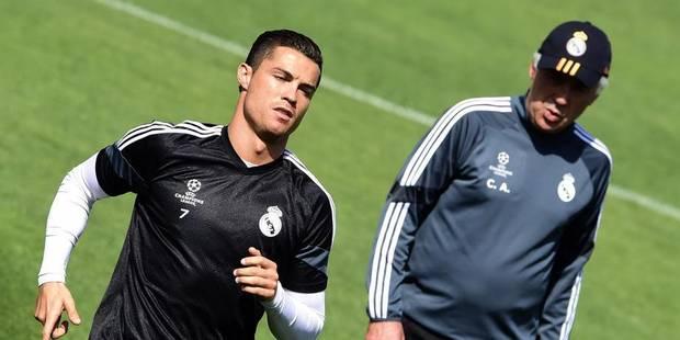 Real Madrid: Ronaldo espère travailler avec Ancelotti la saison prochaine - La DH