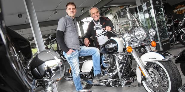 Mons choisie pour les Harley Days - La DH