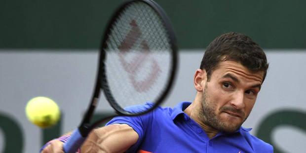 Roland Garros : Nadal, Ferrer et Cilic passent, Dimitrov trépasse - La DH