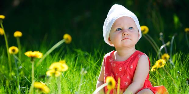 Partir de quel ge votre b b peut il reconna tre votre - Porte bebe babybjorn a partir de quel age ...