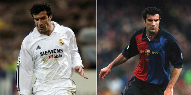 Quinze ans après, les fans du Barça se vengent de Luis Figo - La DH