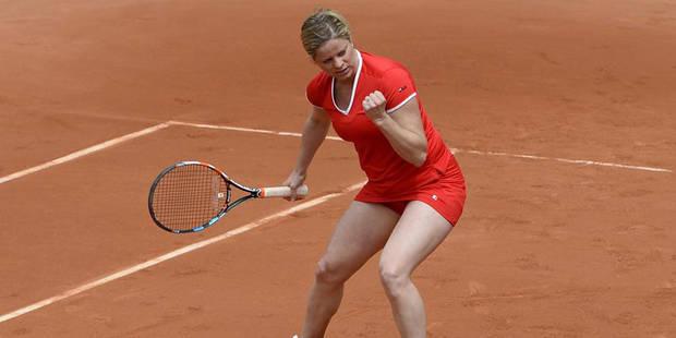 Clijsters et Navratilova en finale du double dames du Trophée des Légendes - La DH