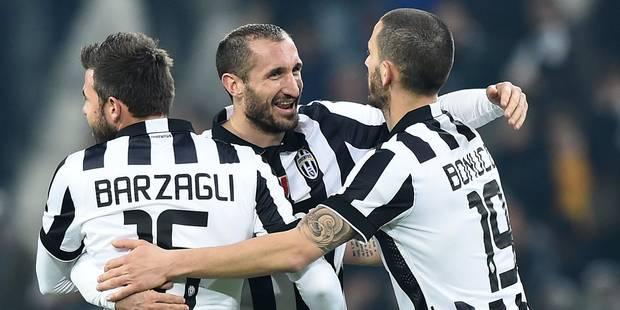 Finale de la LDC: la grosse tuile pour la Juventus! - La DH