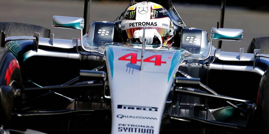 FORMULE 1 : Grand Prix de Monaco - 24/05/2015