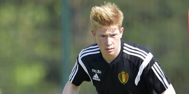 De Bruyne forfait pour France-Belgique (OFFICIEL) - La DH