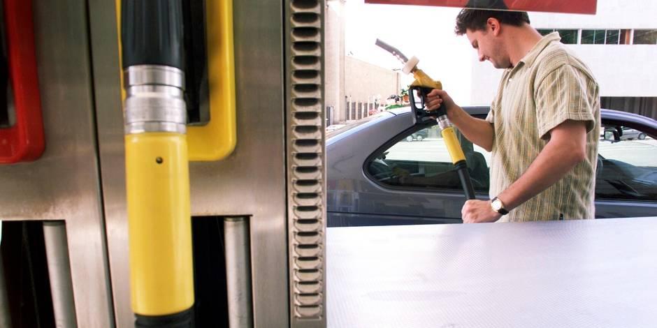 Baisse du prix du diesel à la pompe