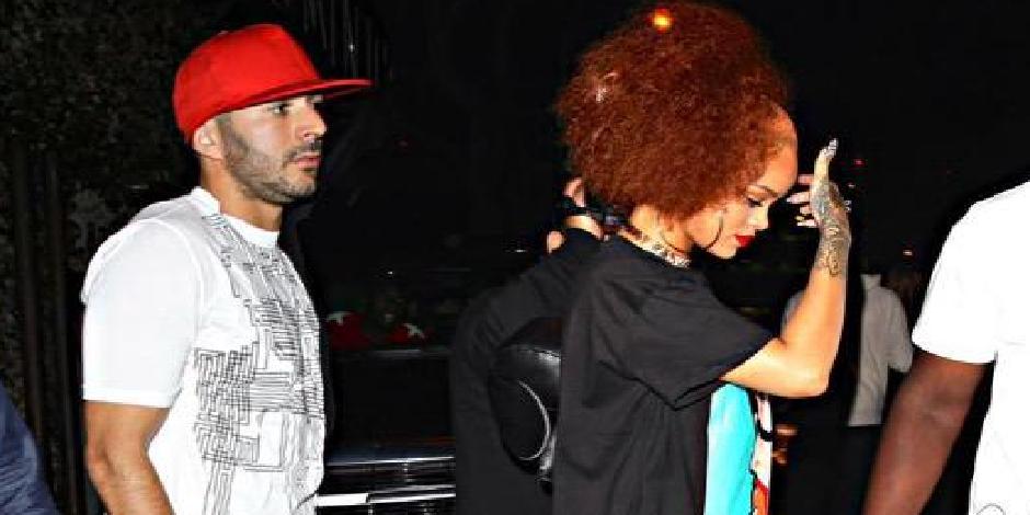 Rihanna et Benzema ont remis cela (PHOTOS)