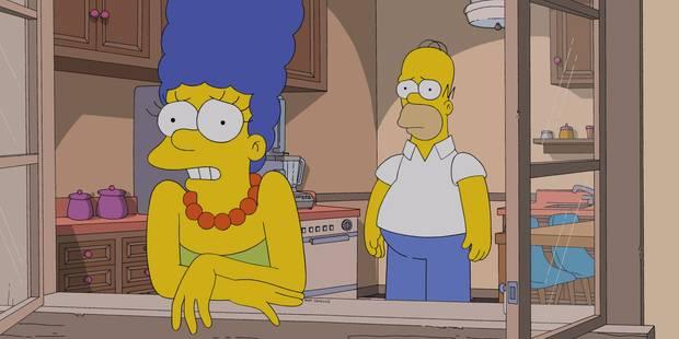 Horreur à Springfield: Homer et Marge vont divorcer ! - La DH