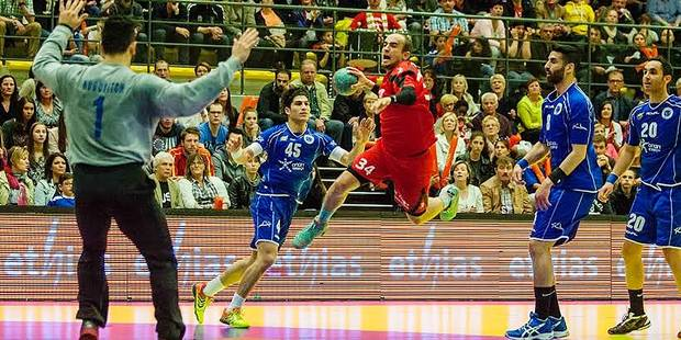 Handball: le premier objectif est réussi pour les Red Wolves - La DH