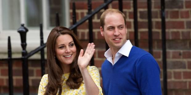 Kate Middleton, première sortie depuis la naissance de la princesse Charlotte - La DH