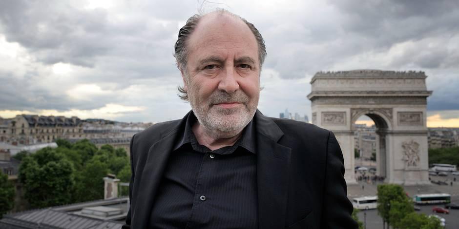 """Drucker: """"Michel Delpech s'éteint doucement"""""""