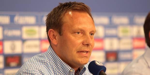 Schalke 04 présente officiellement son nouvel entraîneur - La DH