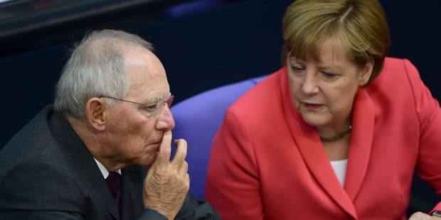 "Merkel: ""Un accord est encore possible"" sur la Grèce - La DH"