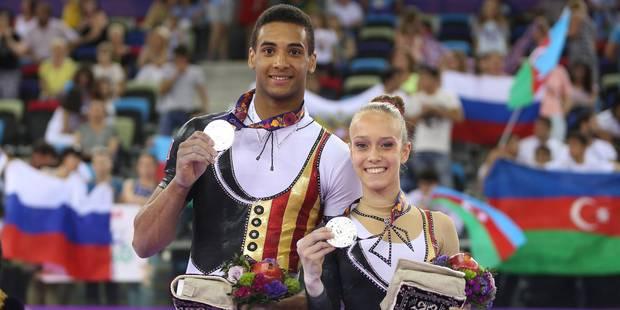 Jeux européens  quatre nouvelles médailles belges à Bakou - La DH c33af176bc9