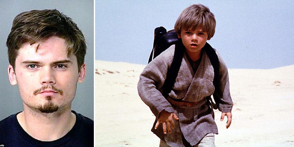Le petit Anakin Skywalker en prison !