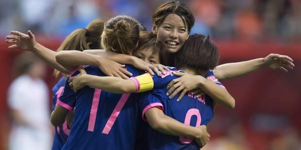Le superbe but de l'équipe féminine du Japon - La DH