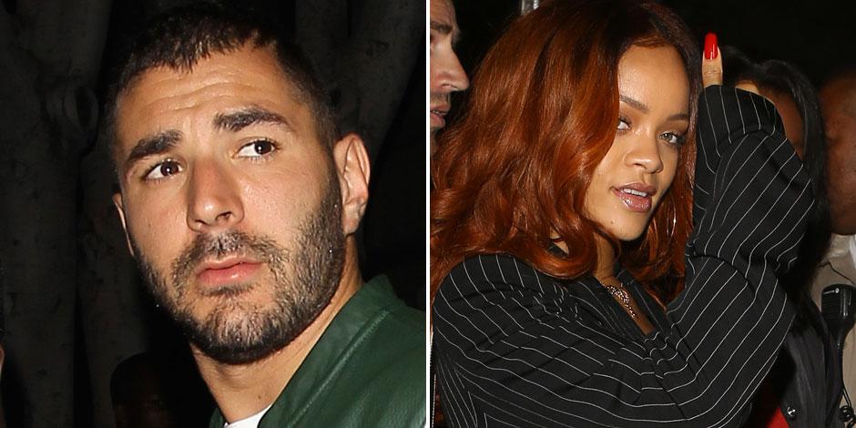 Rihanna et Benzema, c'est beaucoup plus sérieux qu'on le croit
