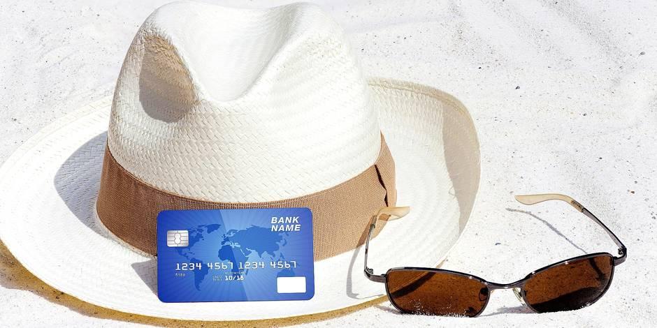 Quelle carte de banque sortir en vacances ? - La DH
