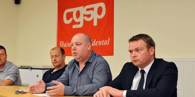 CPAS : la CGSP-Admi se constitue partie civile - La DH