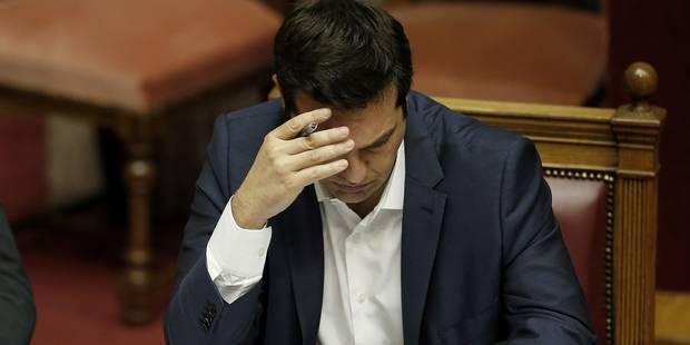 La Grèce prête à annuler le référendum. Mais à certaines conditions... - La DH