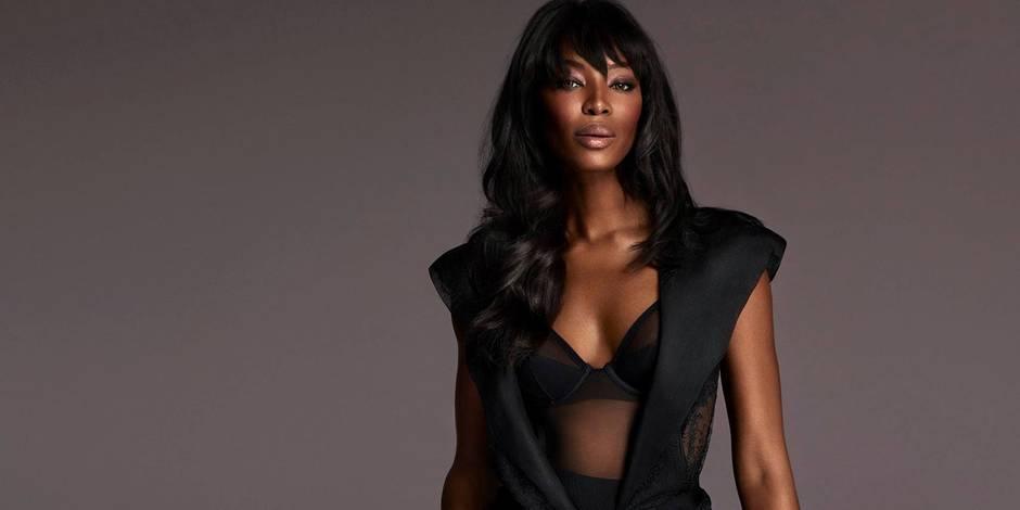 Naomi et la lingerie, une histoire sexy