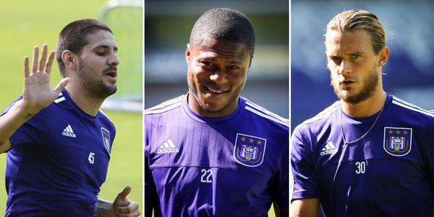 Mitrovic fait ses adieux, Mbemba attend Toby et Gillet va rester