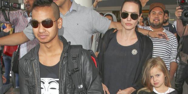 Quand huit Jolie-Pitt débarquent, ils ne passent pas inaperçus - La DH