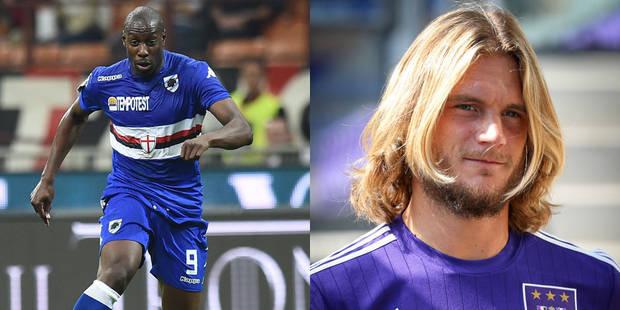 Anderlecht: Okaka en approche, Reims ne veut plus de Gillet - La DH