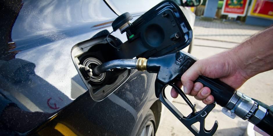 Le prix du diesel et du mazout de chauffage en baisse jeudi