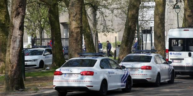 Les Bruxellois inégaux face au coût de la police (Infographie) - La DH