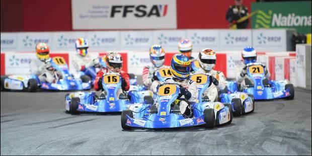 Le gratin du karting mondial à Genk ce week-end - La DH