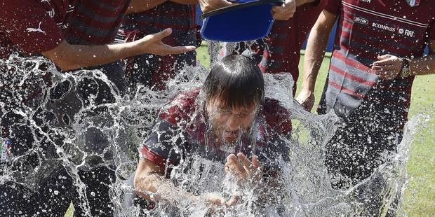 «Ice Bucket Challenge» : qu'est devenu l'argent récolté ? - La DH