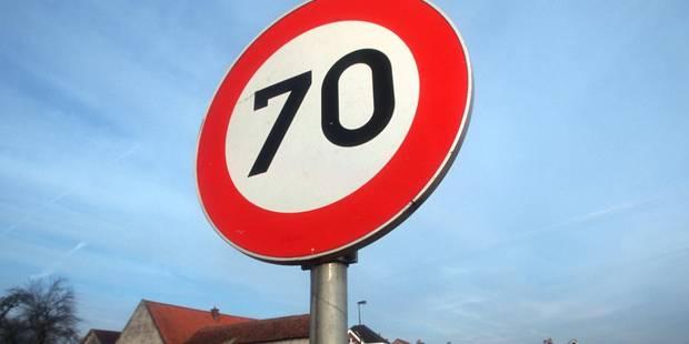 En 2017, il faudra rouler à 70 plutôt qu'à 90 km/h en Flandre! - La DH