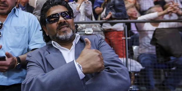 Maradona a perdu six millions de dollars, il soupçonne son ex-femme - La DH