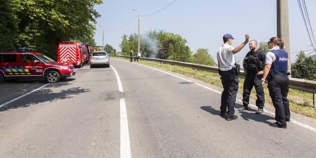 Une personne handicapée perd la vie dans un accident de la circulation sur le R5 à Mons - La DH