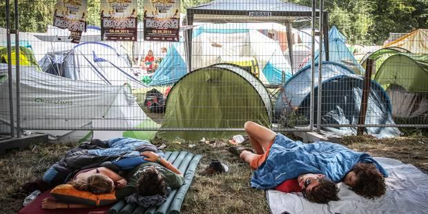 Dour Festival : résumé de la troisième journée - La DH