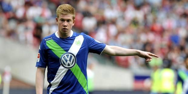 Une offre monstrueuse pour ramener De Bruyne en Premier League?