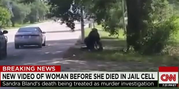 Texas: une vidéo montre l'arrestation musclée d'une femme noire morte en prison - La DH