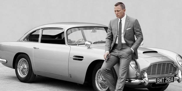 James Bond: découvrez la nouvelle bande-annonce de Spectre - La DH