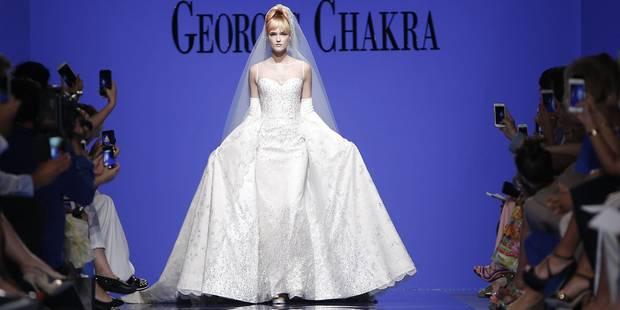 """Robes de mariée : 11 inspirations """"couture"""" - La DH"""