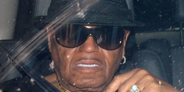 Le père de Michael Jackson victime d'un AVC - La DH