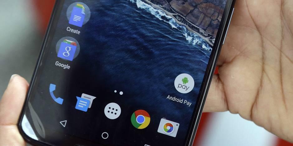 Une faille d'Android peut permettre de pirater un smartphone avec un texto
