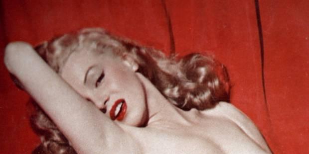 A l'époque aussi Marilyn Monroe a été retouchée - La DH