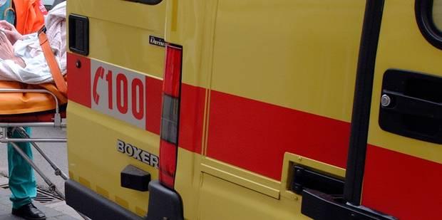 Estinnes: accident mortel vendredi après-midi - La DH