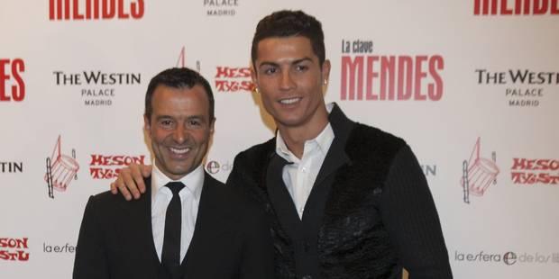Le cadeau complètement fou de Ronaldo pour le mariage de son agent Jorge Mendes - La DH