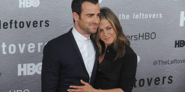 Jennifer Aniston et Justin Theroux se sont mariés - La DH