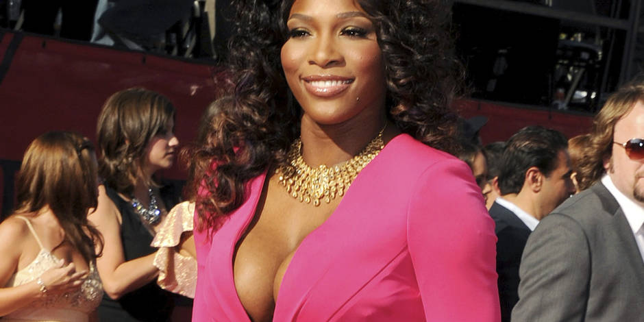 "Serena Williams: ""Les couleurs vives me rendent sexy"" (PHOTOS)"