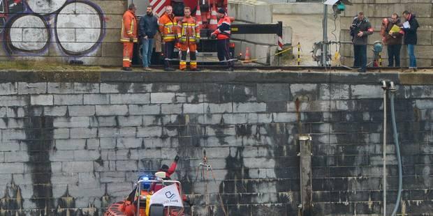 Exclusif: Un cadavre repêché chaque mois dans le canal à Bruxelles - La DH