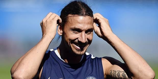 Zlatan se lance dans le parfum - La DH