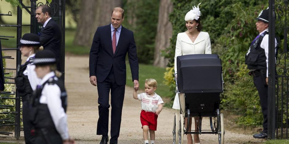 William et Kate s'alarment du harcèlement de leurs enfants par les paparazzis